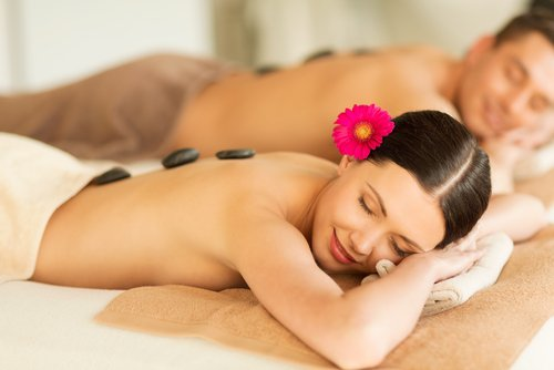 Duo Hot Stone Massage